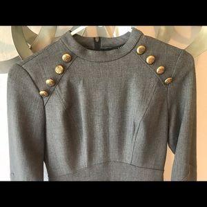 Zara size medium midi sheath dress 💕NEW W/Tags💕